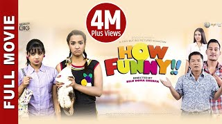 "Video New Nepali Movie 2017- ""How Funny"" Full Movie 