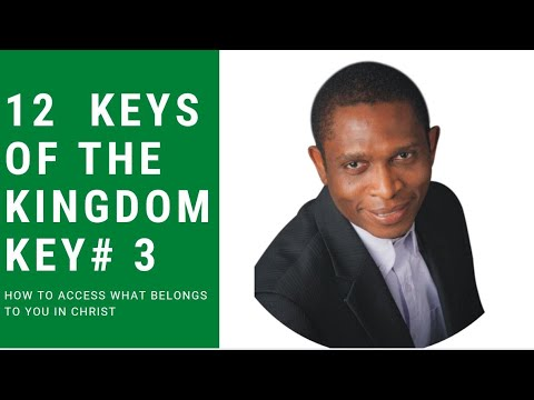 Keys to the Kingdom 3: The Key of Faith
