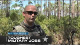 All New Thursday 9/8c - Military jobs can be dangerous and extreme, but they can also be downright dirty. This episode will show the lesser known, but essent...