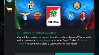 WATCH MY LATEST VIDEO IN WHICH I OPENED MANY CALCIO A PACKS WHICH EA RELEASED FOR THE LAST TIME I GOT MANY HIGH RATED ELITES THANK YOU VIEWERS FOR 50 SUBSCRIBERS PLEASE SUBSCRIBE MY CHANNELAND LIKE MY VIDEOSIF YOU HAVE ANY REQUEST OR COMMENTS ABOUT MY VIDEOS PLEASE MENTION IN COMMENTSHOPE FOR YOUR SUPPORTTHANK YOU FRIENDS FOR WATCHING