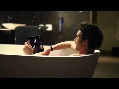 SONY Xperia Z2 Tablet Multimedia tablet / Tablette multimédia - Product video Vandenborre.be