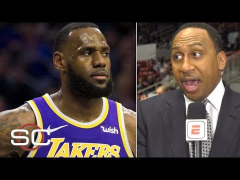 Video: Stephen A. walks back LeBron, Lakers to Western Conference finals prediction | SportsCenter