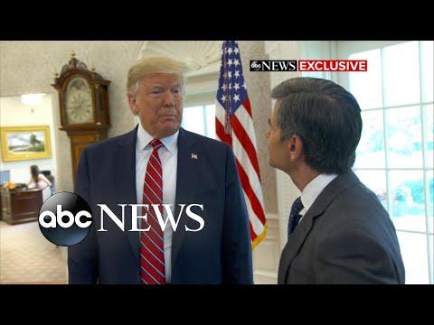 Video - Ο Τραμπ δήλωσε πως δεν πιστεύει ιδιαίτερα πως υπάρχουν UFO