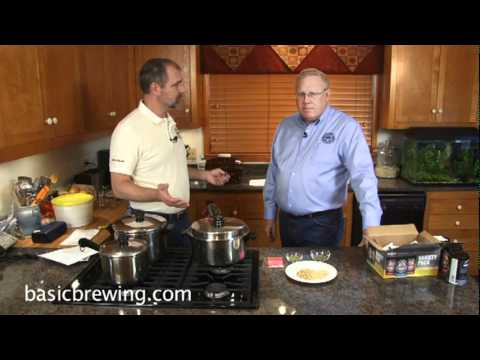 Basic Brewing Video – Doctoring Mr. Beer – January 7, 2012