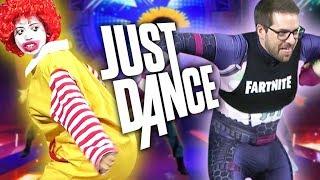 HALLOWEEN JUST DANCE 2019