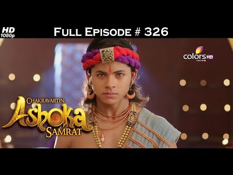 Chakravartin Ashoka Samrat - 28th April 2016 - चक्रवतीन अशोक सम्राट - Full Episode (HD)