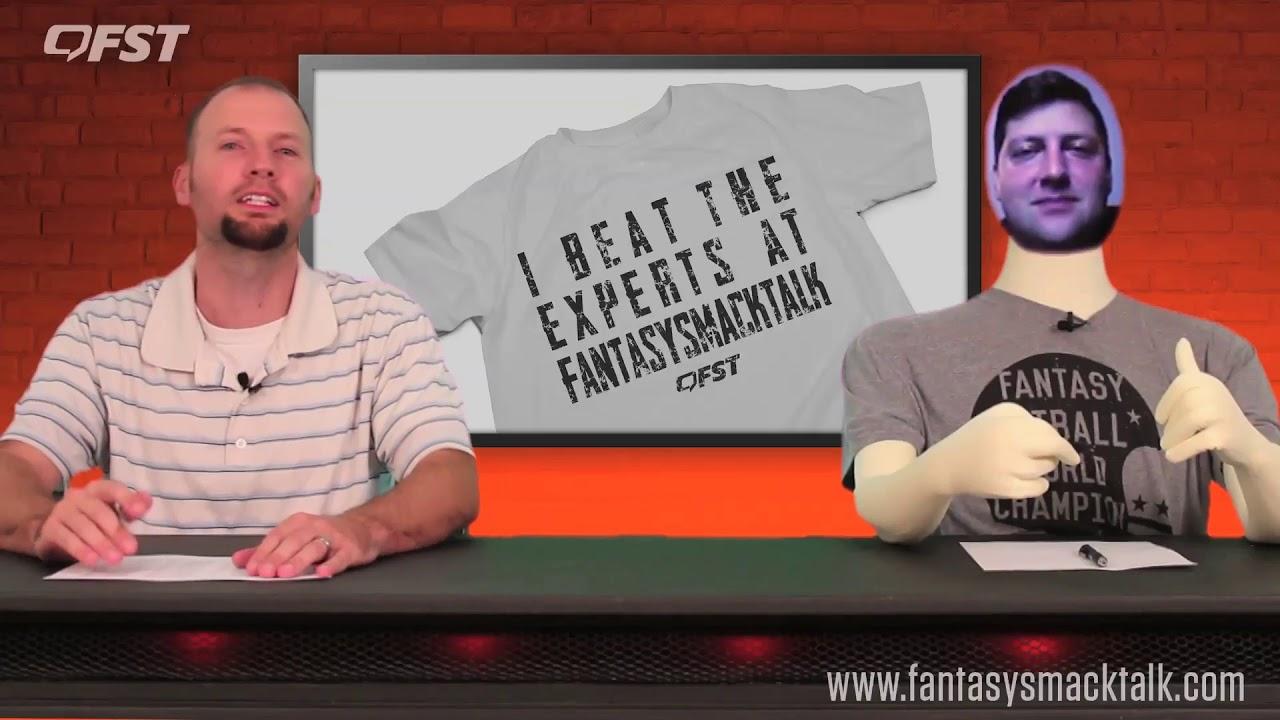 Fantasy Football: Week 7 Player Rankings thumbnail