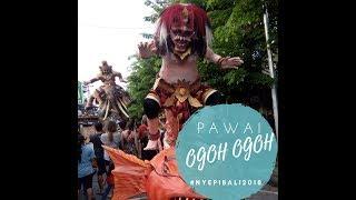 Video PAWAI OGOH-OGOH 2018 | Kuta, Bali - Indonesia | Jumat, 16 Maret 2018 MP3, 3GP, MP4, WEBM, AVI, FLV Maret 2018