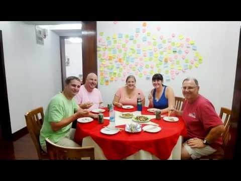 Larson Family's Memorable Tour in China