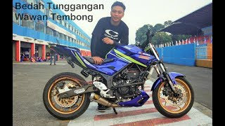 Video Bongkar Rahasia  Modifikasi Yamaha MT-25 Pacuan Wawan Tembong MP3, 3GP, MP4, WEBM, AVI, FLV Maret 2019