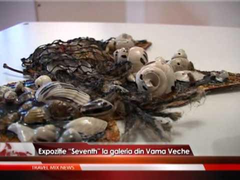 """Expoziţie """"Seventh"""" la galeria din Vama Veche – VIDEO"""