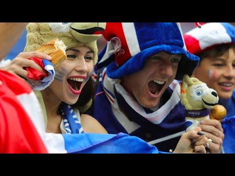 Fußball-WM 2018 Viertelfinale: Frankreich siegt 2:0 g ...