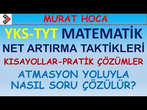 Yks Tyt Matematik Net Artırma Taktikleri 1 Kisayollar Pratik