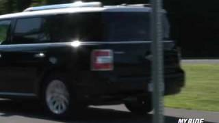 Review: 2009 Ford Flex