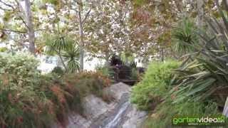 #983 Central Garden - Die Bachmündung