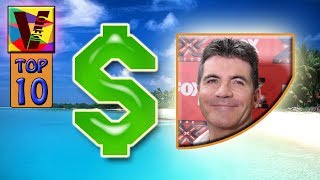 Multi-Millionaire Simon Cowell And 10 Expensive Things He Owns