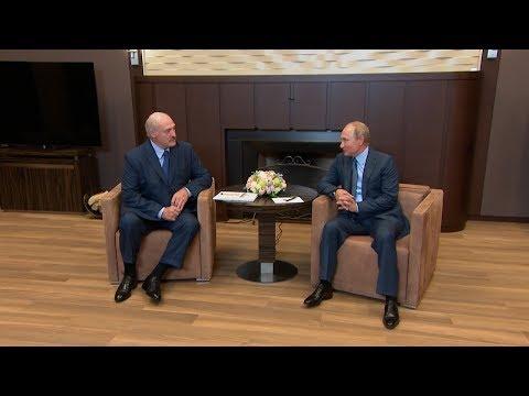 Лукашенко: проблемы в отношениях Беларуси и России есть, но они не накапливаются