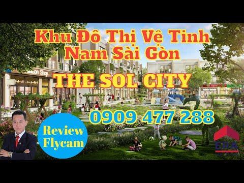 Bán đất dự án The Sol City