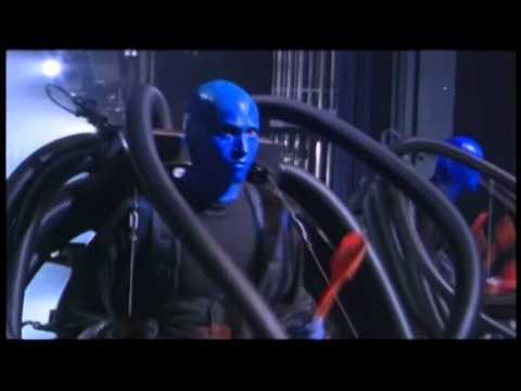 Blue Man Group  Baba O'Riley