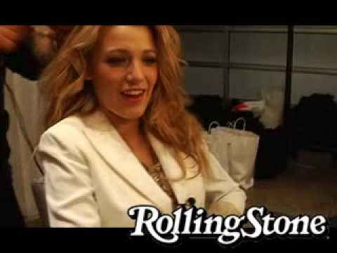 0 Gossip Girl for Rolling Stone Magazine