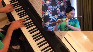 Video Walk in a Dreamy Road (Dong Yi OST) - Dizi (Chinese Flute) with Piano MP3, 3GP, MP4, WEBM, AVI, FLV Maret 2018