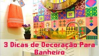 Repaginar a decoração do banheiro com materiais fáceis de encontrar e aqui as vezes já temos em casa é muito fácil e rápido!  Como fazer cuba para pia:https://www.youtube.com/watch?v=6DQkZgEZ48A&t=1s Minha Caixa Postal:Caixa Postal: 76222 CEP:02737-970 São Paulo - SP Fabianno OliveiraQuer saber mais sobre meu trabalho? Sigam me nas Redes Sociais:FanPage: www.facebook.com/AtelieEcoDesignBlog: www.fabiannooliveira.blogspot.com.br/Facebook: www.facebook.com/OliveiraFabiannoInstagram: www.instagram.com/fabianno_oliveira/