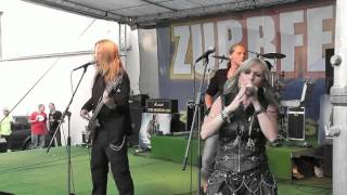 Video DORO & WARLOCK REVIVAL (CZ) - Rock Till Death etc. (live 2013) -