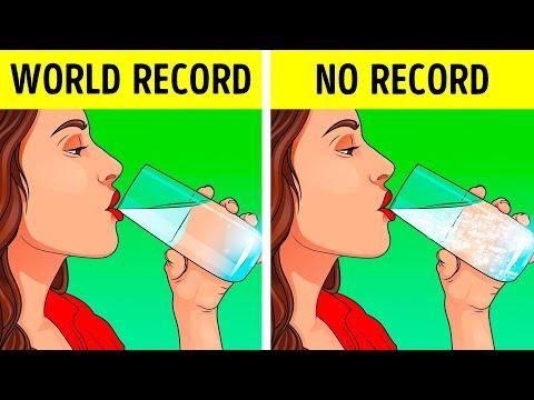16 World Records You Can Break Any Minute - Thời lượng: 10 phút.