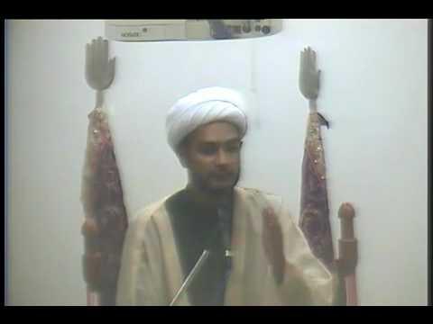 1438 AH – Rajab – 16 – Shab – Thursday Majlis