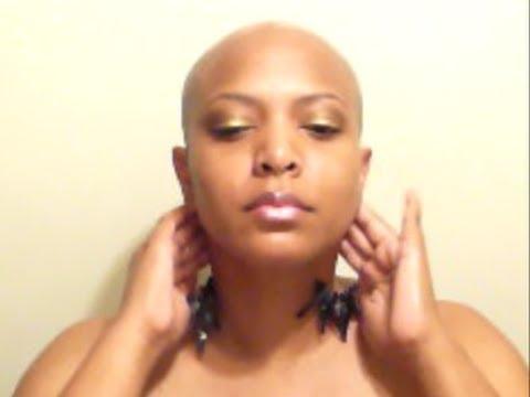 Head Shaving - Alopecia Areata