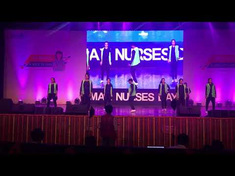 Max Hospital Shalimar Bagh( Nurse's Day Dance)- Aditya Sharma