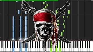 Video Pirates of the Caribbean Medley [Piano Tutorial] (Synthesia) // Nikodem Lorenz download in MP3, 3GP, MP4, WEBM, AVI, FLV Mei 2017
