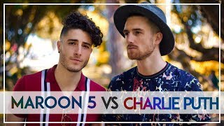 Video Maroon 5 VS Charlie Puth MASHUP!! ft. Fly By Midnight MP3, 3GP, MP4, WEBM, AVI, FLV Juli 2018