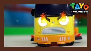 Video What happened to Rubby?! l Angry Rubby l Tayo's Toy Adventure #07 l Tayo Toy Play Show for Kids MP3, 3GP, MP4, WEBM, AVI, FLV Maret 2019