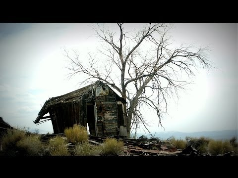 Exploring An Old West Ghost Town – Cherry Creek Nevada