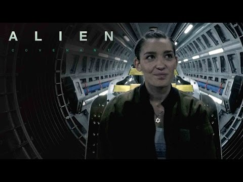 Alien: Covenant Viral Video 'Crew Messages: Rosenthal'