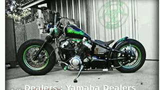 8. 2005 Yamaha V Star 1100 Custom -  Dealers Specs