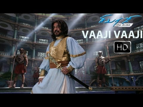 Vaaji Vaaji Sivaji HD - 1080p; Rajini Hit Songs