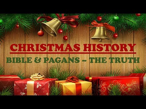 christmas history bible pagans the truth