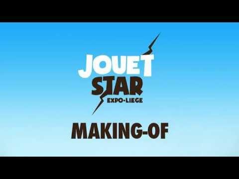"Making-off de l'exposition ""Jouet star"""