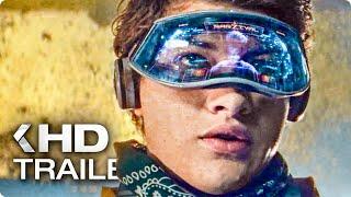 Video READY PLAYER ONE Trailer 2 German Deutsch (2018) MP3, 3GP, MP4, WEBM, AVI, FLV Juni 2018