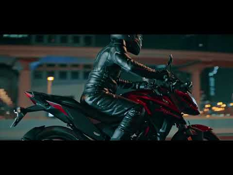 Honda X Blade Official Video TVC