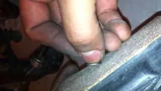 8. Free Mod Remove Speed Restrictor on Honda XR50 Z50 mini trail