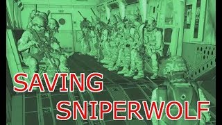 Saving SGT Sniperwolf: Arma 3 Zeus Rescue Ops