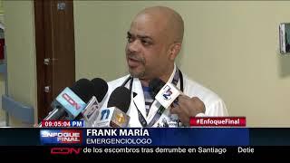 Piloto de helicóptero en Puerto Plata está en estado crítico en hospital Ney Arias