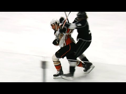 Video: Andrew Cogliano to have hearing for hit on Adrian Kempe