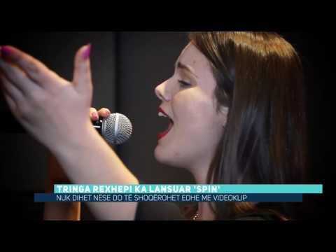 Tringa Rexhepi, lanson këngën 'Spin' në SoundCloud (Video)