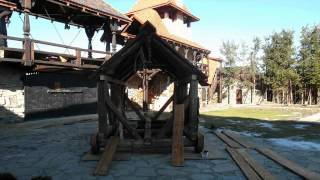 Budowa tarana