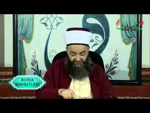 04 Nisan 2015 Tarihli Bursa Vakıf Külliyesi Sohbeti