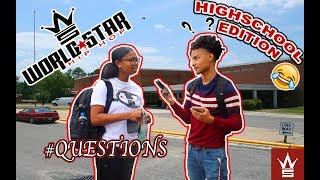 WSHH QUESTIONS (HIGHSCHOOL EDITION) VERY FUNNY!